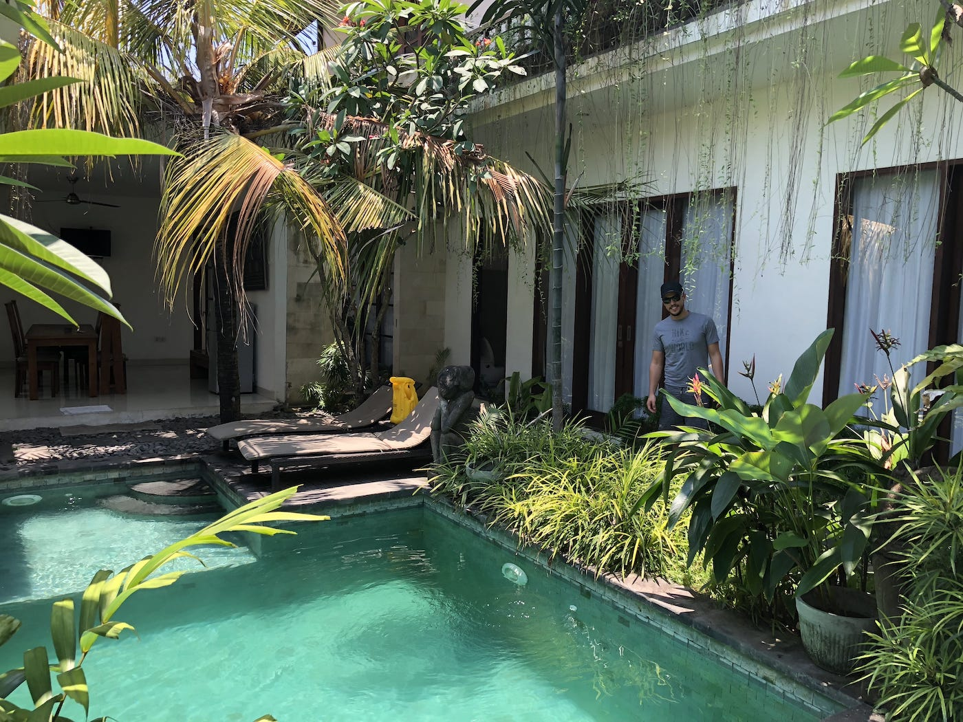 Hotel avec piscine Bali