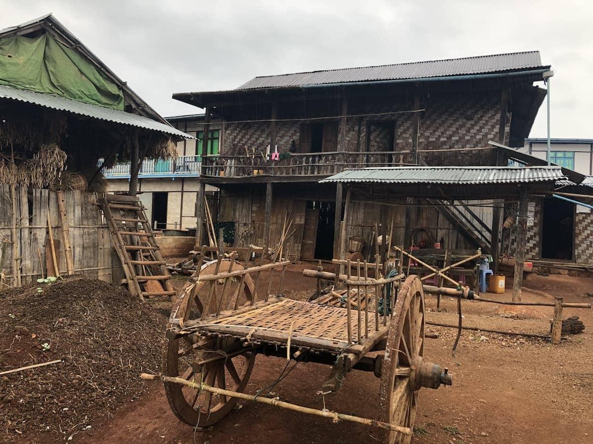 village Myanmar