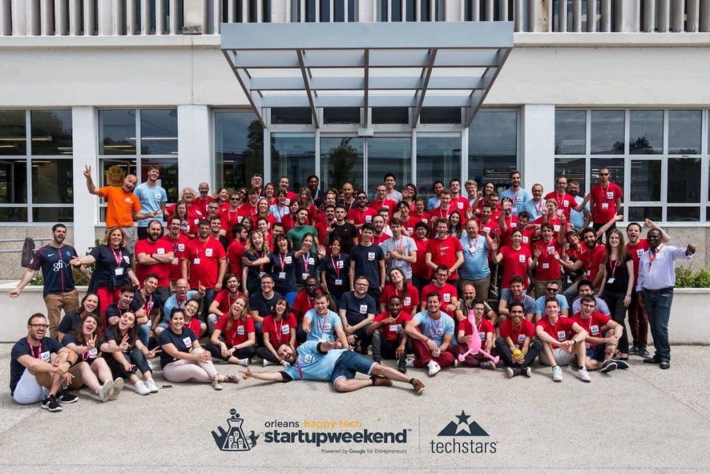 Startup Weekend Orléans