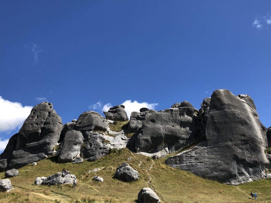 castle - hill