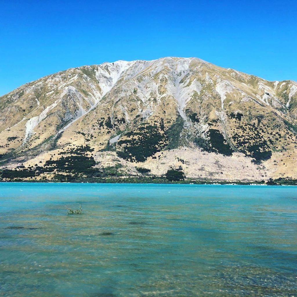 coleridge - lake