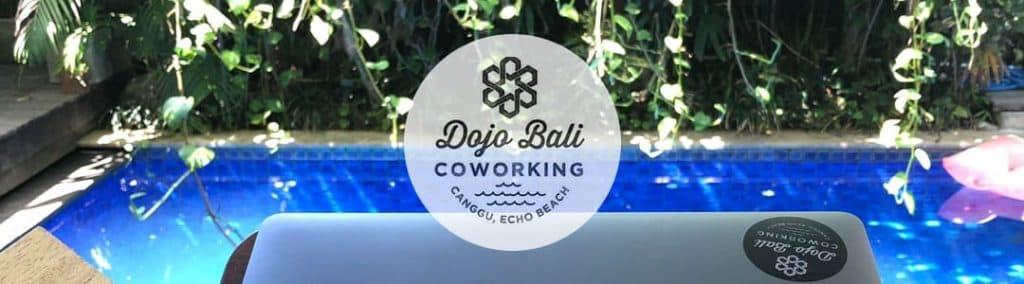 Bannière coworking dojo bali