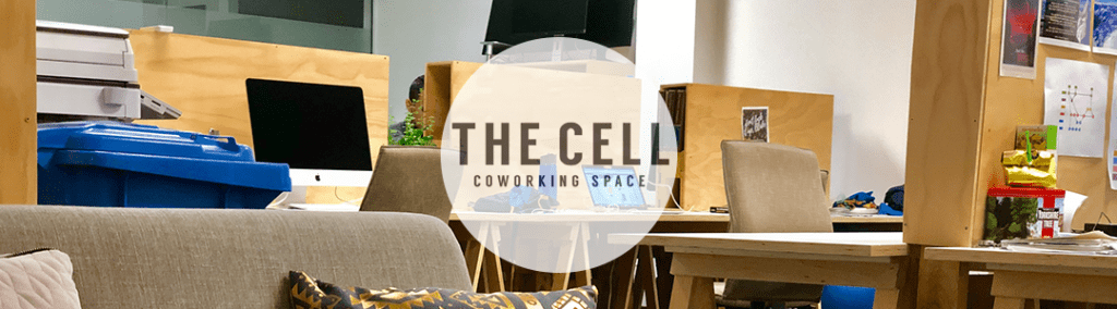 Banniere Coworking The Cell
