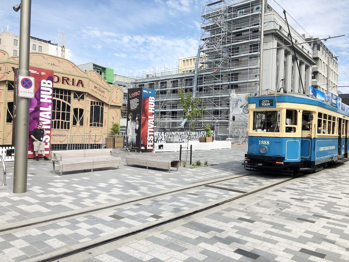 Tramway Christchurch
