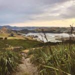 Dunedin in New Zealand