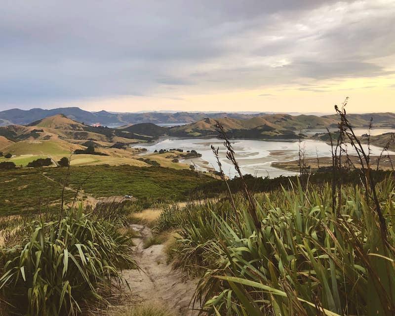 Dunedin en Nouvelle Zélande