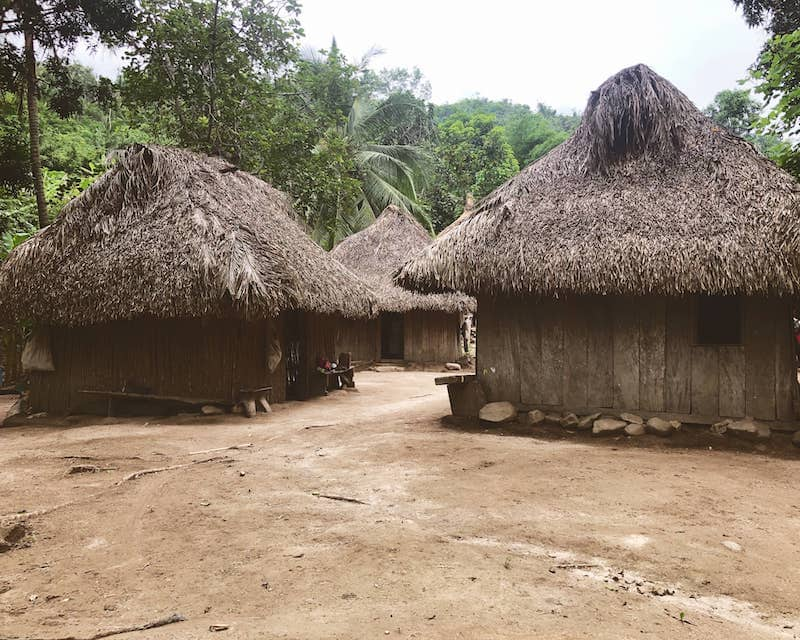 Village de Sedyukwa