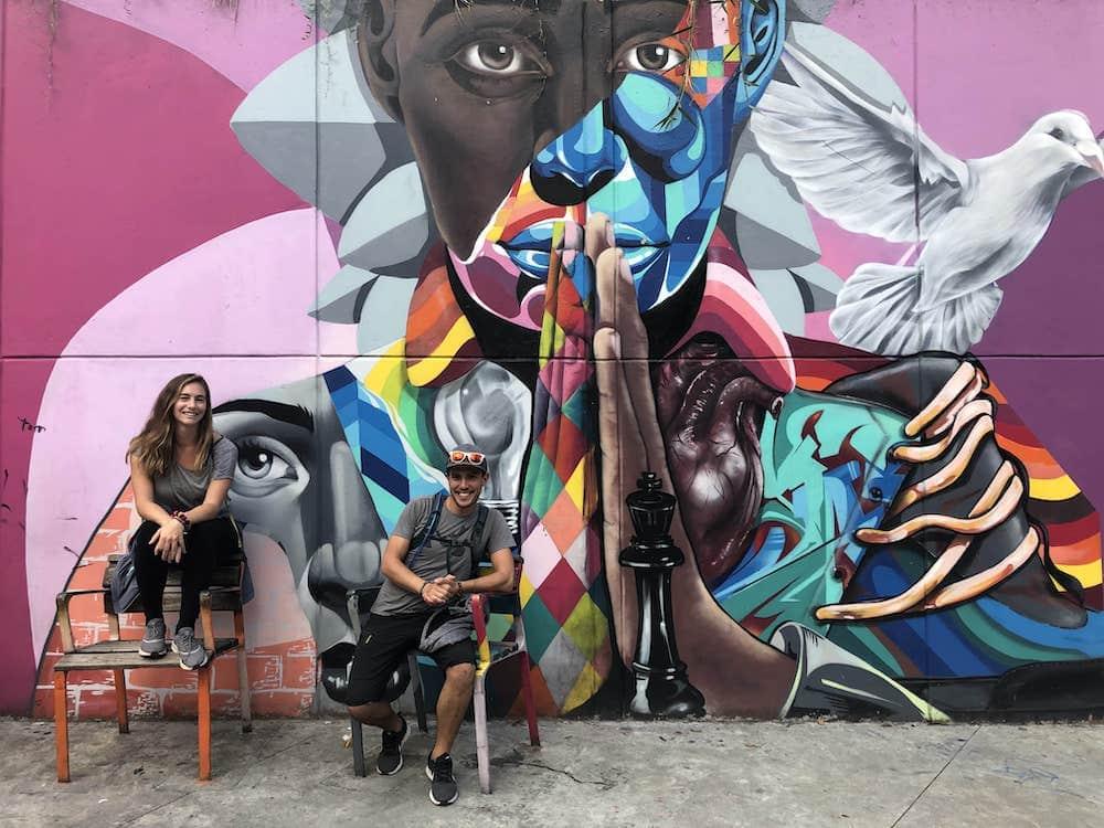 Graff de la Comuna 13