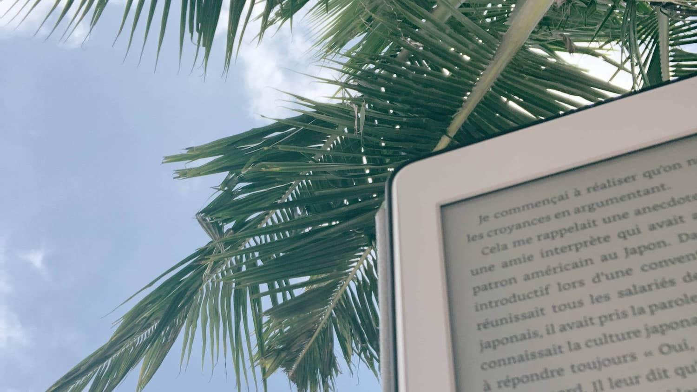 Kindle en voyage