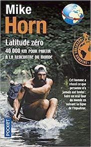 Couverture du livre Latitude zéro