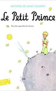 Couverture du livre Le petit prince