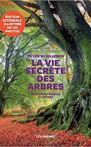 Couverture du livre La vie secrète des arbres