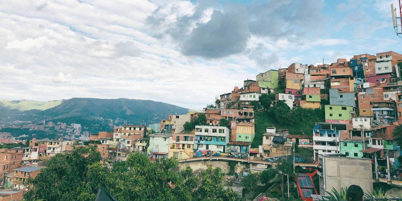 Comuna 13 à Medellin