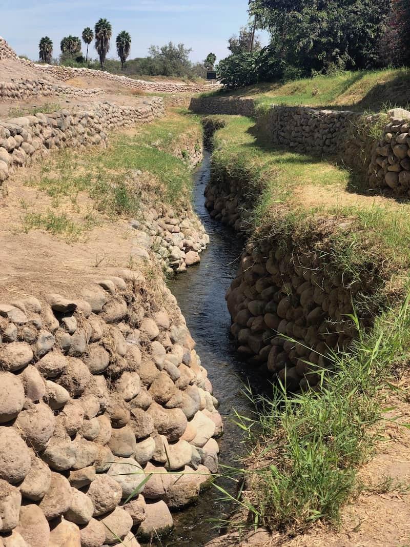 Aqueducs de Cantalloc