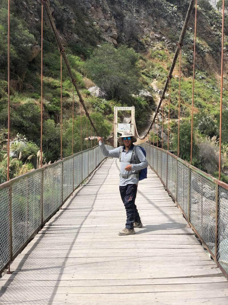 Guide pour la randonnée du Canyon del Colca