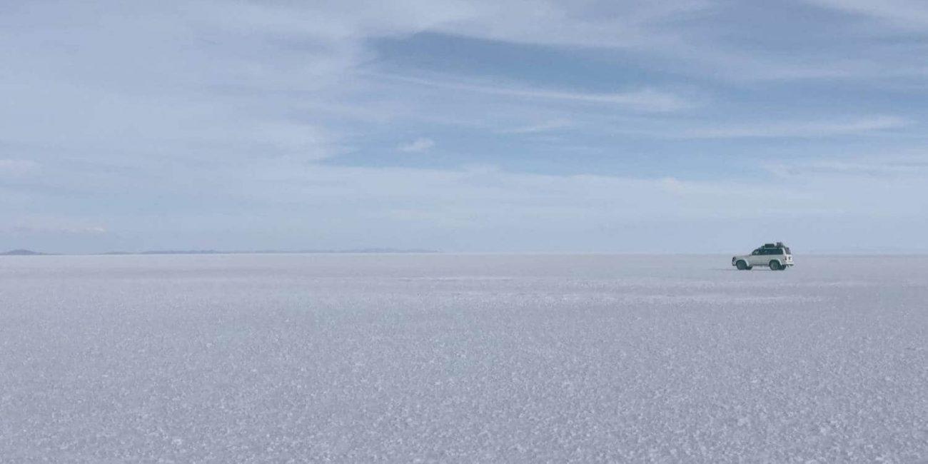 Désert de sel de Uyuni