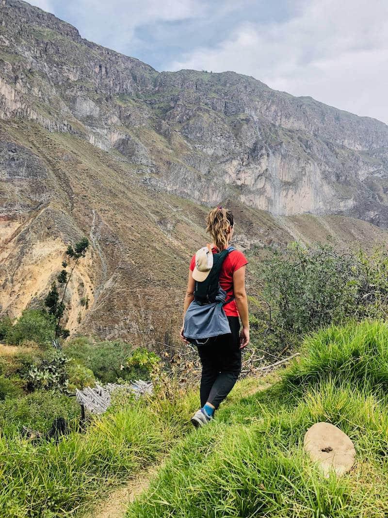 Trek dans le Canyon del Colca au Pérou