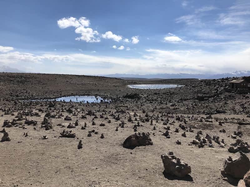 Les Volcans de Colca